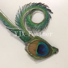 peacock feather brooch artificial peacock feather ornaments