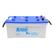Dry charge battery N180