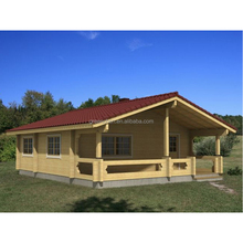Wooden houses prefab design factory direct sale