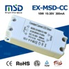 Super Slim indoor CC led driver 10W 20W 30W 40W led driver with three years warranty for your lighting