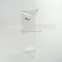 Custom PET Clear Box Plastic Packaging,china supplier
