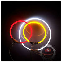 Hot sales ccfl car angel eye light 100mm/68m