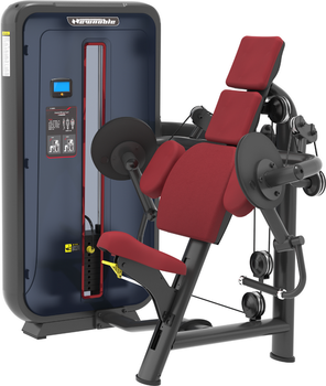 Fitness Equipment/Z-6028 Seated Bicep Curl Machine