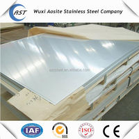 TISCO Brand ASTM standard stainless steel sheet inox 304 for construction with good price