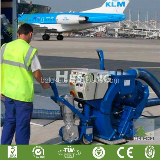 CE With ISO Pavement Shot Blasting Machine/pavement Surface Cleaning Machine