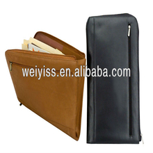 legal size luxury NAPA leather document case