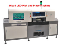 Cheaper High Speed SMT LED placement machine to produce led strip L8A (Torch)