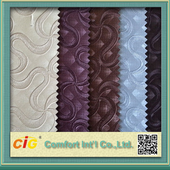 New Design Fashion Hot Sell Artificial Leather For Furniture