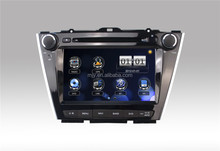 8 Inch auto Car DVD and Bluetooth GPS Navigator for GS5