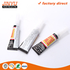 Instant dry Aluminium tube mini super glue 502