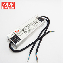Street lighting uses meanwell 240watt led driver 24vdc dimmable led power supply MEAN WELL HLG-240H-24B