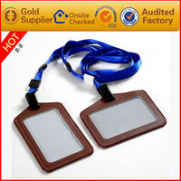 2014 retractable reel id card holder id card holder lanyard waterproof id card holder from China
