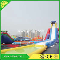 Airpark Good Sale Inflatable Obstacle Course,Inflatable Bounce House , Inflatable Water Slide