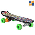 ESB-200PL high quality 250w electric skateboard sports with plastic board newest model