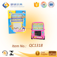 2016 kids attractive learning machine with LED