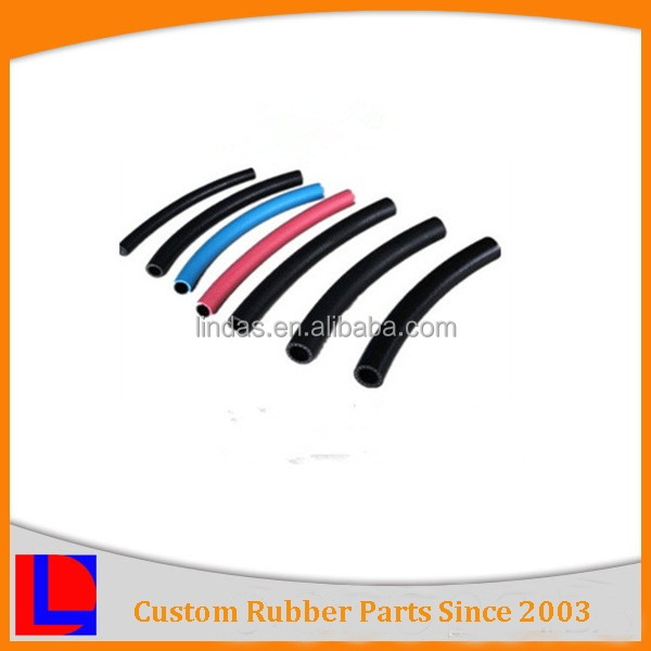 high quality customized with low price hot sale various expandable rubber tube