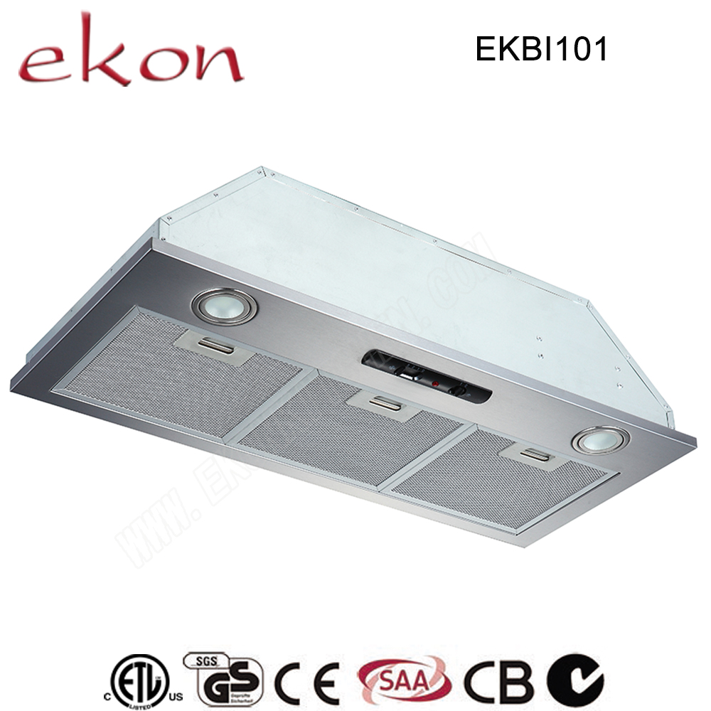 900mm 3 speed finger touch control premium stainless steel powerful commercial best selling under cabinet copper range hoods