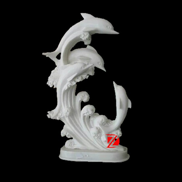 Hand Carved Pure White Marble Dolphin Garden Statue   Buy Marble Dolphin  Statue,Dolphin Garden Statue,Marble Dolphin Garden Statue Product On  Alibaba.com