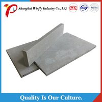 Fire Rated Partition Wall Fiber Cement Board, No Asbestos Cement Sheet