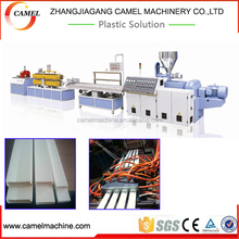UPVC PVC deco Trunking Profile Extrusion production Line/making machine