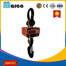 CE certificated remote control ocs digital crane scale electronic balance
