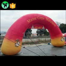 Promotional Customized Inflatable Arch Entrance Model Advertising Arch Door A566