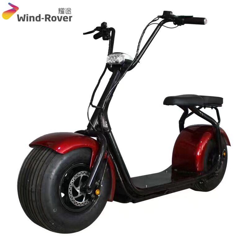 Long Mileage Citycoco Fat Tire Electric Bike Buy Citycoco Fat