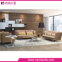 Latest living room simple modern fabric sofa set 3 2 1 seat couch designs cheap sectional sofa