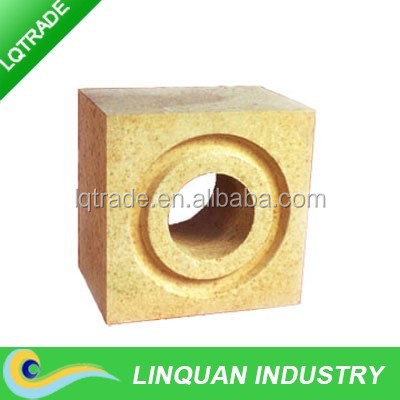 LQ Corundum spinel Ladle Seating Block and plug
