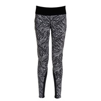 Blackmilk Seamaster Printing Sexy Leggings Blue Nautical Design Fitness Leggings Women Sports Pants
