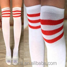 cheap wholesale Cable knit over the knee boot socks