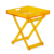 Hot sell modern style portable clear acrylic folding picnic table