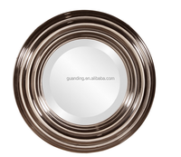 Circle Designer Metal Mirror Frame For Your House Walls