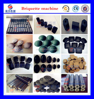 30 years experience six kinds coal and charcoal biomass powder briquette making machine plant