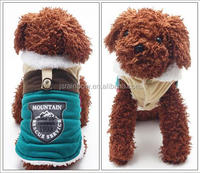 Spot supply pet dog warmth clothes