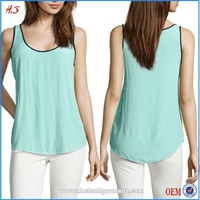 Wholesale Latest Tops Designs Girls Clothing Manufacturer Women Net Fashion Tops