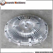 ACM Round Aluminum Heatsink ISO2009 Certificated