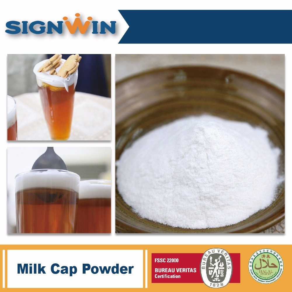 ODM Wholesale Special Novelty Milk Cap/Cover Powder
