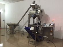 mini pre-made stand-up/doypack packaging machine