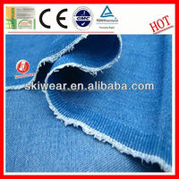 wholesale cotton stretch denim fabric prices factory