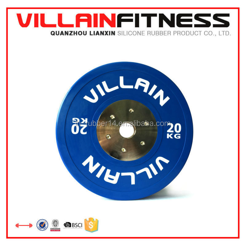 OEM standard barbell weights