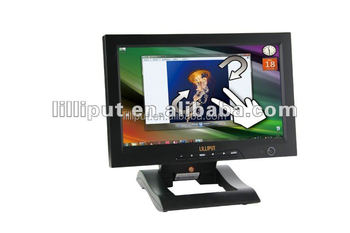 "Lilliput 10.1"" monitor multi-touch function"