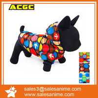 wholesale winter Pet Dog Cat Puppy Clothes Warm Hood plush Clothes