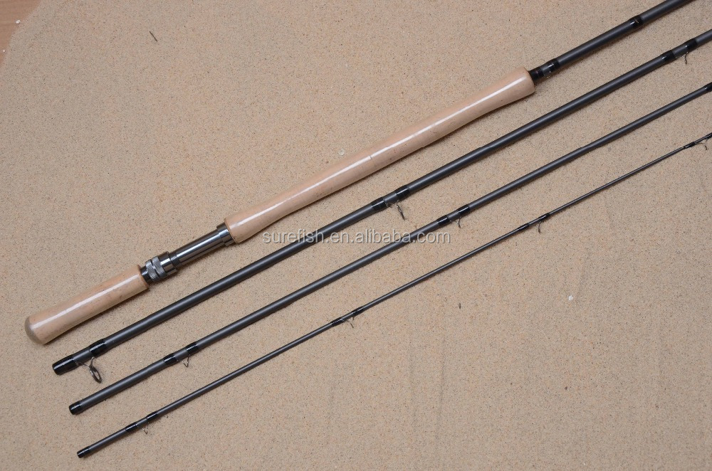 toray carbon fiber switch salmon fly fishing rod