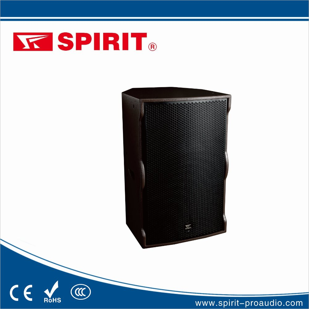 15inch p audio speakers LQ-15 pa speakers professional audio sound system 45-18.5kHz 400w 8ohm with 3 inch HF oem parts