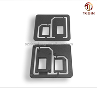 Micro to Normal SIM Card Adapter 2 in 1