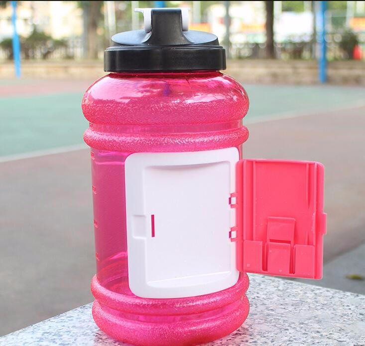 Big shaker Water bottle,2.5l Water Bottle,Plastic Water Jug