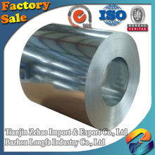 0.4mm thickness Galvanized sheet metal prices/Galvanized steel coil Z275