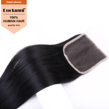 New style cheap brazilian hair lace closure for black women,straight lace closure