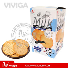 Viviga Super Big Especially Thick Milk Flavor Biscuit for Diabetic